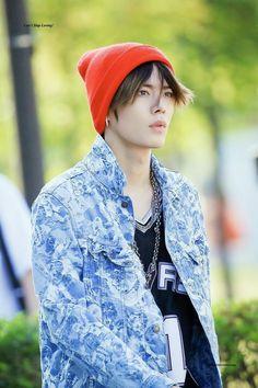 He's so beautiful (⌒▽⌒) ♡