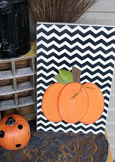 DIY Halloween Decor | Simply DIY Pumpkin Decor