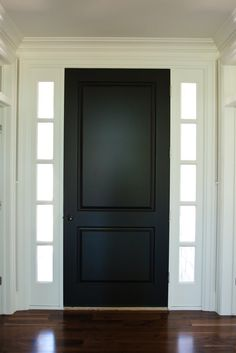 Ordinaire Traditional Two Panel Square Fiberglass Front Door.