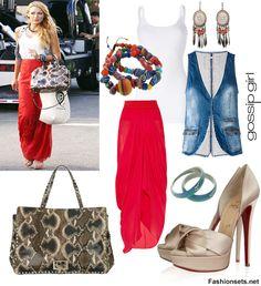 Gossip S Fashion Style Round 5