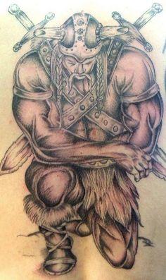 25 Amazing Warrior Tattoos Ideas