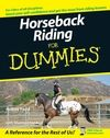 Horseback Riding For Dummies:Book Information - For Dummies