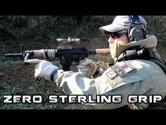 Introducing The Zero Sterling Grip   A New Set of Combat Tactics  Funker Tactical - Gun & Gear Videos
