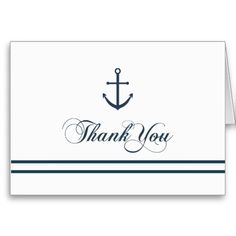 20 best nautical thank you cards images appreciation cards