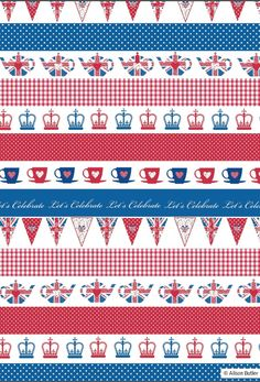 Freebie Friday: Royal Wedding Viewing Party Free Printables - The Party Teacher
