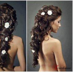 Phantom Of the Opera wedding hair <3 <3 PERF!