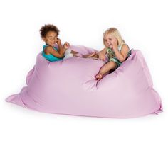 This state of the art bean bag chair is multifunctional. Use it as an extra guest bed, an alternative sofa, a children's playground, a relaxing haven…  The Sit On It bean bag chair is water-resistant and is therefore fit for both indoor and outdoor use. The filling consists of virgin quality flame retardant EPS beads. In other words: the best you can get. As the beads are more uniform and stronger than the regular quality, your bean bag wil... $229.00
