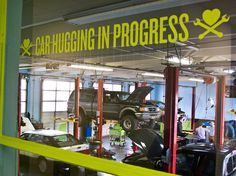 How Green Garage Built A Brand Around Reshaping the Auto Care Industry | Co.Create: Creativity \ Culture \ Commerce