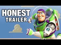 De eerlijke trailer voor Toy Story. Alle punten die niet helemaal kloppen aan de Pixar film.