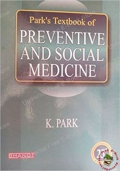Park-Textbook-of-Preventive-and-Social-Medicine-23rd-edition.jpg (420×600)