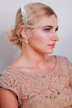 DIY Birdcage Veil : Guest Cynthia Alsop from Fredericksburg, VA Bird Cage, Veil, Brides, Fashion, Moda, Fashion Styles, Veils, Wedding Bride, Bridal