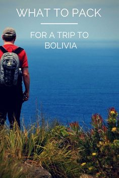 The Only Packing List You Need For Your Trip to Bolivia http://www.bolivianlife.com/the-only-packing-list-you-need-for-your-trip-to-bolivia/?utm_source=self&utm_medium=slide&utm_content=The+Only+Packing+List+You+Need+For+Your+Trip+to+Bolivia&utm_campaign=slide #travel