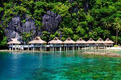 El Nido Miniloc resort - Palawan - Philippines