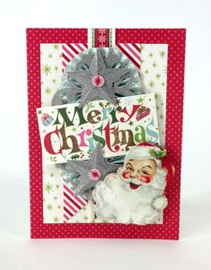 © Anna Griffin, Inc. Holiday Trimmings Card Making Kit 100213sj