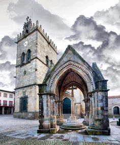 Guimarães, Portugal #portugal #travel #tour #cheapcarhireportugal