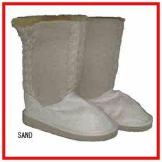 メルカリ商品: アミューズ(amuse)子供用ガールズニットブーツ/SND21cm #メルカリ