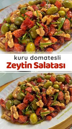 Turkish Recipes, Ethnic Recipes, Floor Decor, Kung Pao Chicken, Food Art, Appetizers, Food And Drink, Healthy Recipes, Cooking