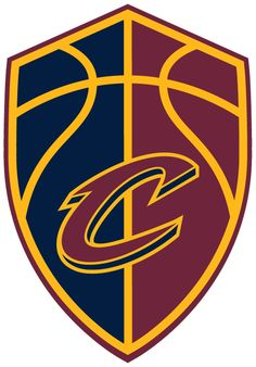 Cleveland Cavaliers Alternate Logo on Chris Creamer's Sports Logos Page - SportsLogos. A virtual museum of sports logos, uniforms and historical items. Cavs Basketball, Basketball Funny, Basketball Pictures, Cavs Logo, Cavaliers Wallpaper, Fantasy Logo, Cleveland Cavs, Sport Craft, Basketball Association