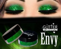 4pc GlitterWarehouse Holographic Cosmetic Grade Loose Glitter | Etsy