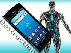 Disso Voce Sabia?: 7 pontos que provam o quão perigosos são telefones celulares a Humanidade