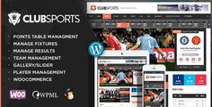 This Deals Club Sports - Events and Sports News ThemeIn our offer link above you will see