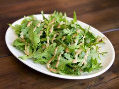 Chrysanthemum salad ($7)