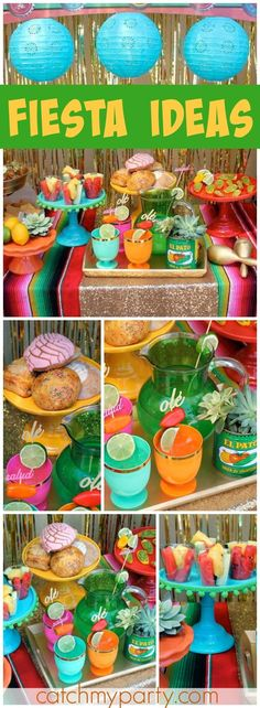 Loving this fantastic Cinco de Mayo fiesta! See more party ideas at CatchMyParty.com!