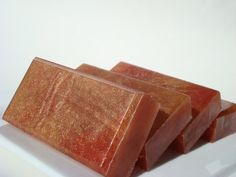 Cranberry Apple Marmalade Soap - Cranberry Apple Soap - Thanksgiving Soap - Autumn Soap - Fall Soap - November Soap - Homemade, Bar Soap by HoookedSoap, $5.00