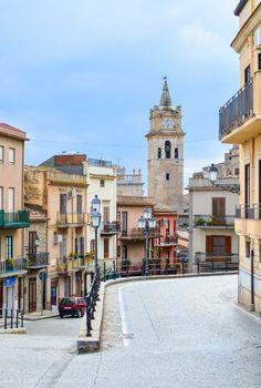 Medieval Caccamo, Sicily