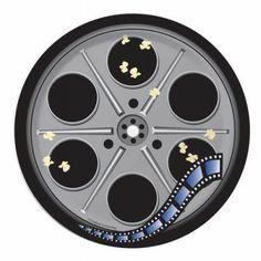 8 kleine Hollywood Film Party Teller für die Hollywood Party. Jetzt online große Auswahl im Shop, für eure lange Oscar Nacht!