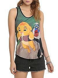 Daily Disney Finds: Hot Topic Lion King