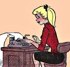Betty Cooper, Archie Comic Publications, Inc.  https://www.pinterest.com/citygirlpideas/archie/