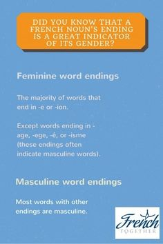 French gender rules