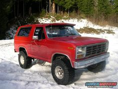 1982 Ford Bronco pictures, photos, videos, and sounds | SuperMotors.net