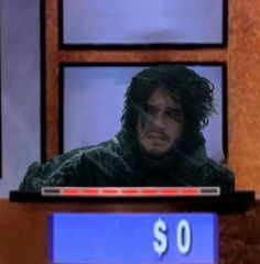 One of the two absolute best Jon Snow memes in existence! I have the other pinned, too.
