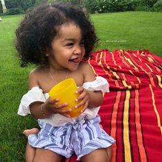 Food Allergies in Kids Cute Mixed Babies, Cute Black Babies, Black Baby Girls, Beautiful Black Babies, Cute Baby Girl, Little Babies, Beautiful Children, Cute Babies, Baby Baby