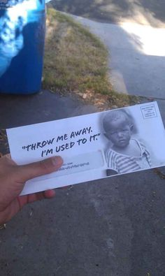 The person in charge of this Direct Mail campaign for a charity. | The 29 Most Passive Aggressive People Of All Time