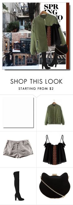 """Chill - YOINS"" by itshandra ❤ liked on Polyvore featuring New Look"