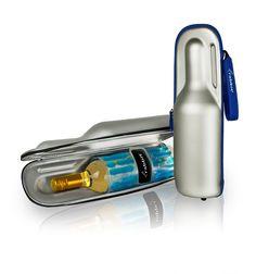 Metrokane Rabbit Wine Trek Portable Bottle Cooler