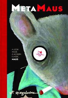 If you loved Maus' graphic novels before, you'll appreciate them even more after reading Spiegelman's Metamaus! Art Spiegelman, Comic Art, Comic Books, A Level Art, World Of Books, Like Animals, Art Graphique, Used Books, Book Gifts