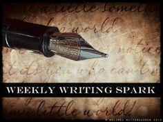 Weekly Writing Spark~ December 9th, 2013|| via www.BelindaWitzenhausen.com