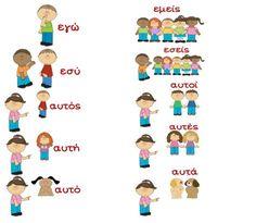 Κάθε μέρα... πρώτη!: Καράβια 2 Always Learning, Fun Learning, Teaching Kids, Greek Language, Speech And Language, Early Education, Special Education, Language Activities, Activities For Kids