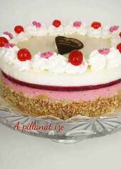 Mousse, Fondant, Food And Drink, Cake, Mini, Modern, Trendy Tree, Kuchen, Gum Paste