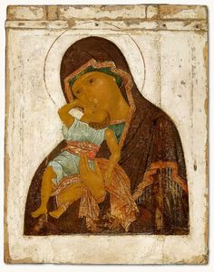 Blessed Mother, Sacred Art, Mother And Child, Madonna, Christianity, Painting, Byzantine Art, Virgo Pictures, God