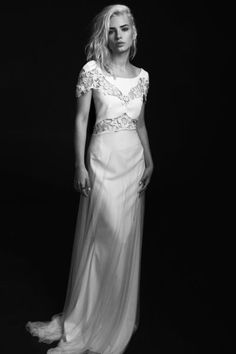 EN IMAGES. Dix robes de mariée de la collection 2015 Rime Arodaky - L'Express Styles