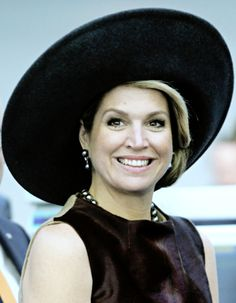 Day 1 of visit to Germany.  Queen Maxima March 19th 2015