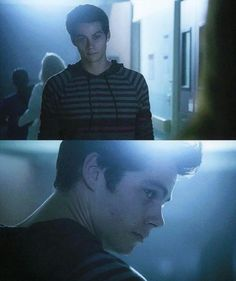 Void Stiles from Teen Wolf played by Dylan O'Brien is an impressive and convincing performance by this up and coming actor. The intensity is so attractive.