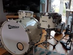 Premier Elite Gen X Drum Kit   eBay