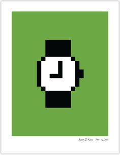 Applexlogos: Susan Kare la regina delle icone :: Loghi aziendali :: Gallerie creative :: Ispirazioni ::