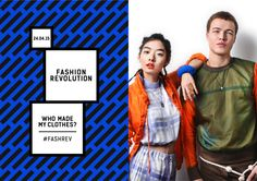 Wear Your Clothes Inside Out on Fashion Revolution Day to Make a Statement Fast Fashion, Slow Fashion, Fashion Tips, Ethical Clothing, Ethical Fashion, Social Marketing, Scottish Fashion, Hipster Girls, Trendy Summer Outfits